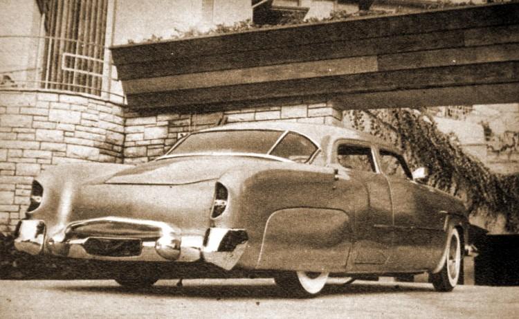 1947 Studebaker - Modern Grecian - Earl Wilson's - George Barris The-gr11