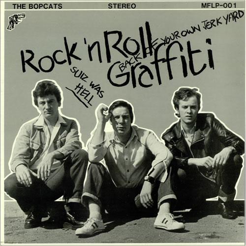 The Bopcats - Rock it Pete  Thebop10