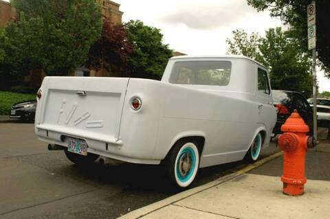 Ford Econoline 1961 - 1967