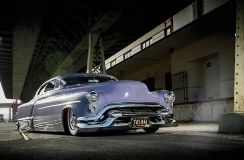 1953 Oldsmobile Rob Struven