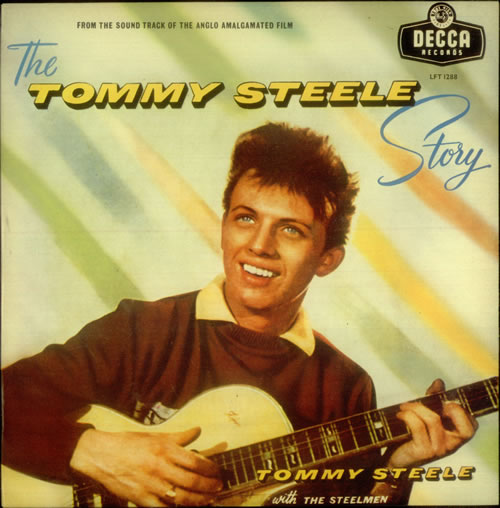 TOMMY STEELE Tommys10