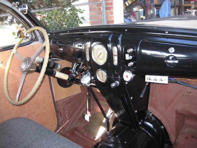 Lincoln 1930's - 1948 Customs & mild customs Tre-e10