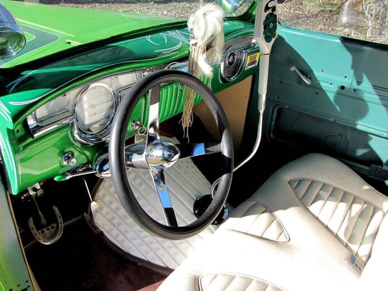 Ford¨Pick up 1948 - 1951 custom & mild custom Tretre14