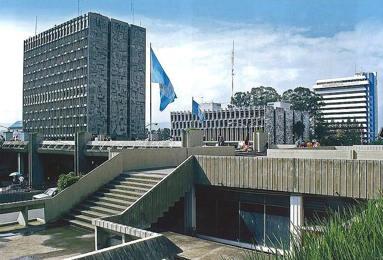 Architectures de banques et bureaux vintages - 1950's & 1960's Office & Bank  Tumblr15