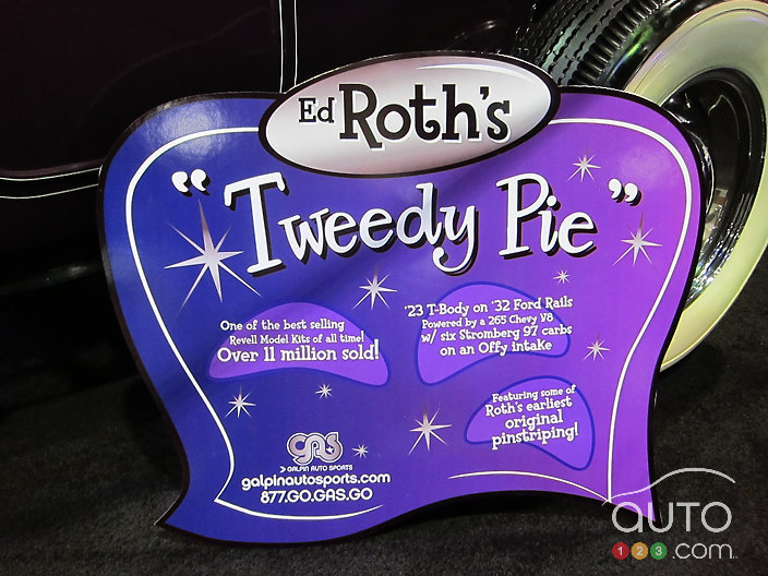 Tweedy Pie - Ed Roth Tweedy15