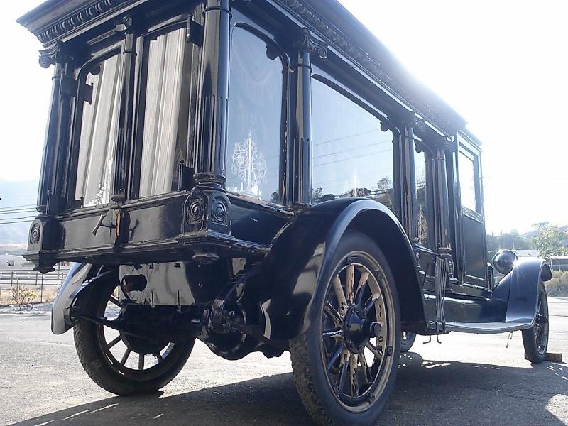 Corbillards - Cars for the funeral  Tydf10