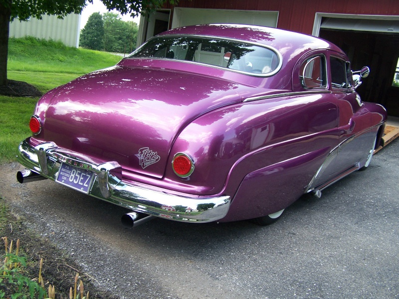 1950 Mercury - Fifties forever  Tyty11