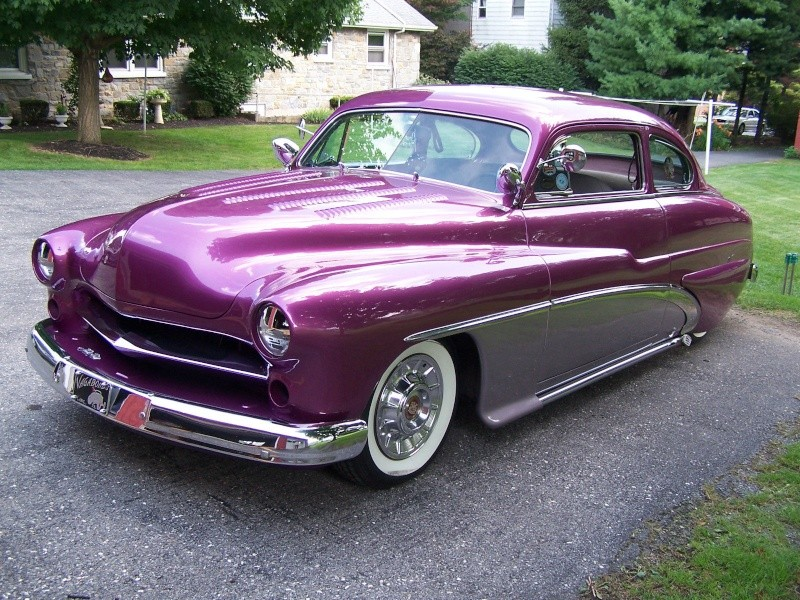 1950 Mercury - Fifties forever  Uy12
