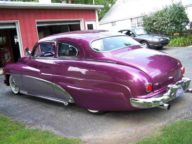 1950 Mercury - Fifties forever  Uyy10