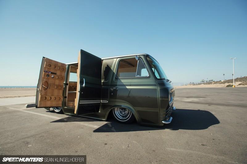 Ford Econoline 1961 - 1967 Vango-11