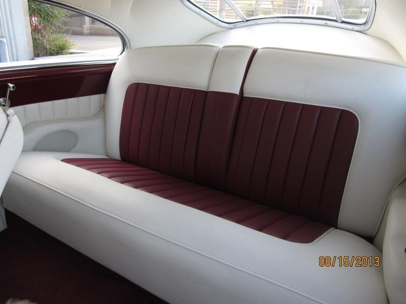 Cadillac 1941 - 47 custom & mild custom Vg10