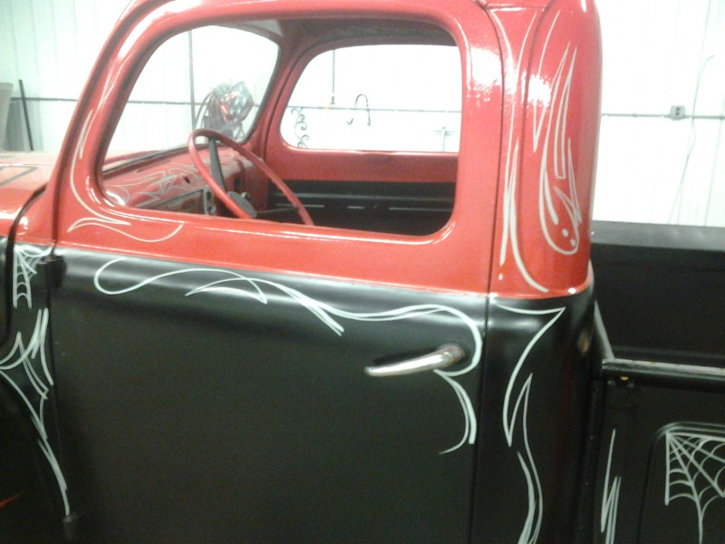 Ford¨Pick up 1948 - 1951 custom & mild custom Vhjf10
