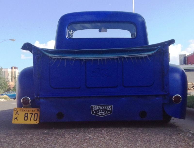 Ford¨Pick up 1948 - 1951 custom & mild custom Vxvc10