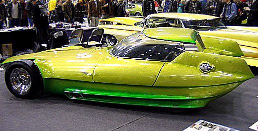 The Legenday Custom cars and Hot Rods of Gene Winfield - David Grant - Motorbook Winfie11