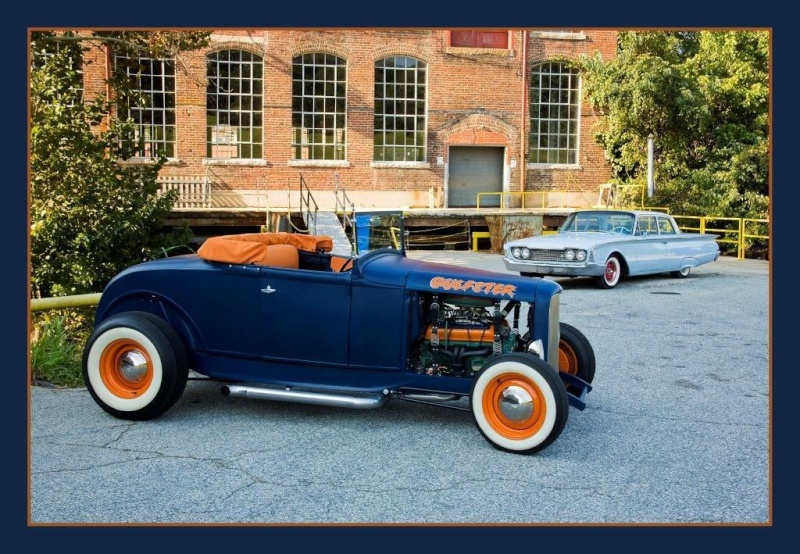 1932 Ford hot rod - Page 9 Ypo10
