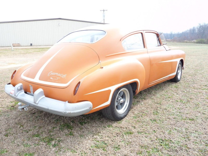 1950's GM Street Machine Za13