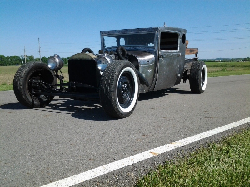 1928 - 29 Ford  hot rod - Page 4 Zezz10