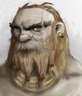 """Harsk, o """"Linguila Podre"""" Dwarf210"""