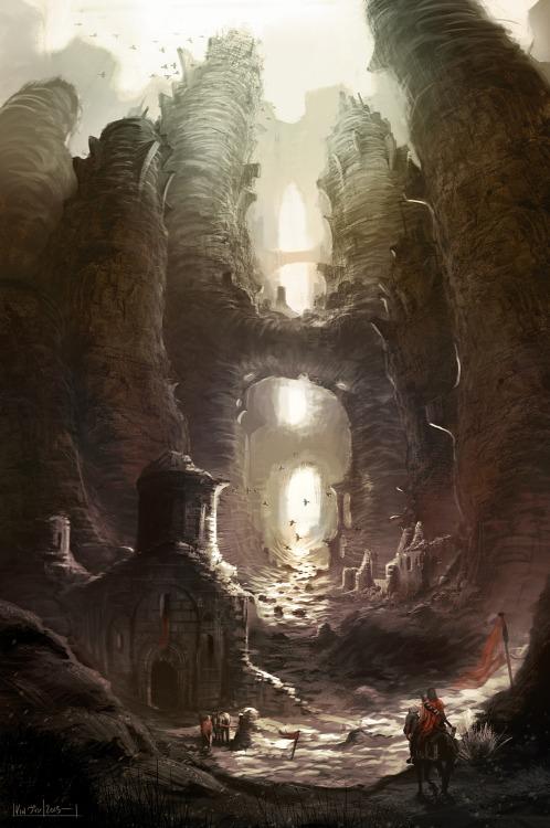 """Passagem das Runas para Gauntlgrym - """"A Mão Cortada"""" na língua dos anões. Tumblr10"""