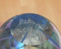 Paperweight. help to read signature Paperw12