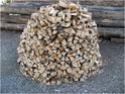 Une meule pour stocker son bois : A110