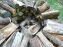 Une meule pour stocker son bois : F13