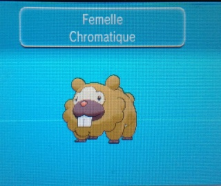 » Le pokédex chromatique du forum 20140619