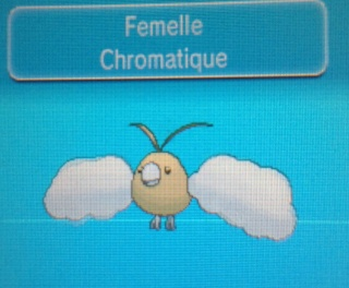 » Le pokédex chromatique du forum 20140626