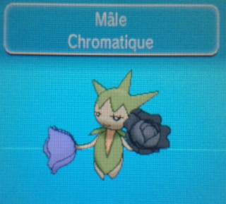 » Le pokédex chromatique du forum 20140627
