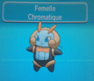 » Le pokédex chromatique du forum 20140628