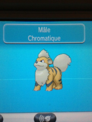 » Le pokédex chromatique du forum 20140639