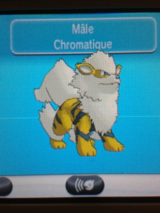 » Le pokédex chromatique du forum 20140640