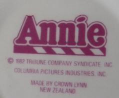 For Gallery Crown Lynn Annie bowl and backstamp  Cl_ann11