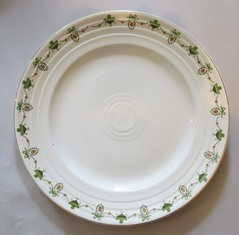 Early Paris tableware Ambrico pattern  Cl_par10