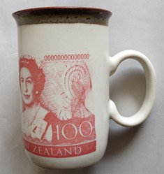 Kermiko $100 and $5 and $2 mugs ...  Kermik10