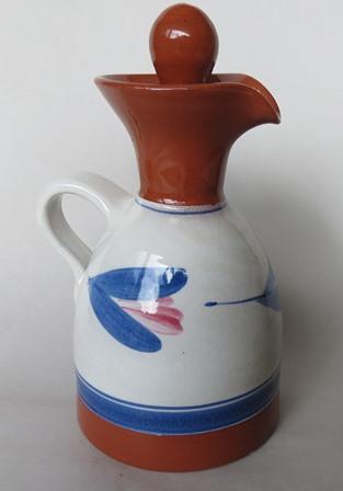 Temuka oil jar for gallery Temuka10