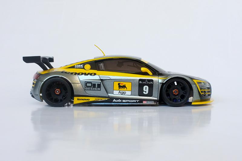 """Audi R8 """"Agip"""" Dscf0611"""