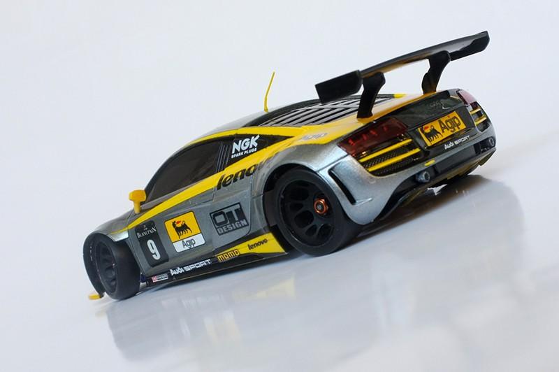 """Audi R8 """"Agip"""" Dscf0612"""