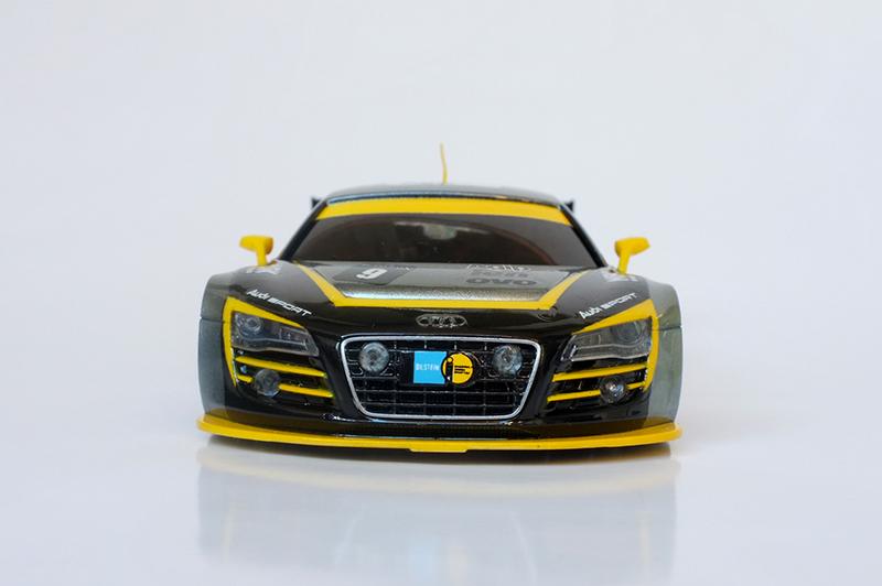 """Audi R8 """"Agip"""" Dscf0613"""