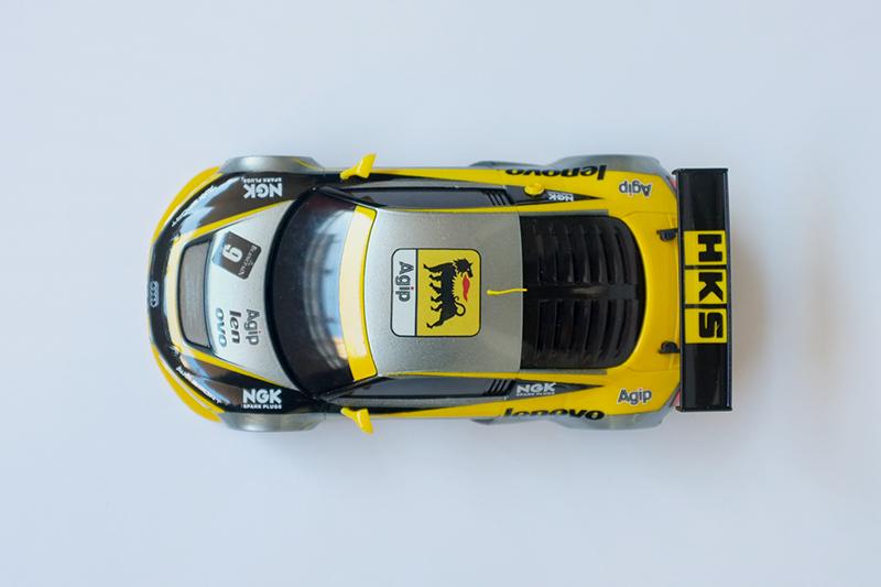 """Audi R8 """"Agip"""" Dscf0614"""