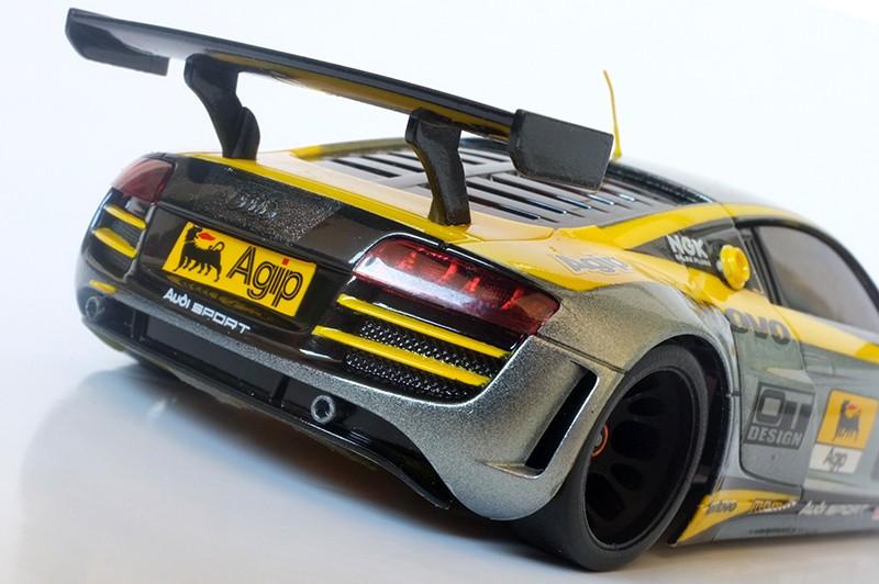 """Audi R8 """"Agip"""" Dscf0617"""