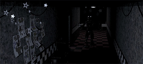 Five Nights at Freddy's (My opinion on it) Foxy_s10