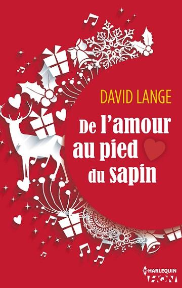 De l'amour au pied du sapin de David Lange Hqn_am10