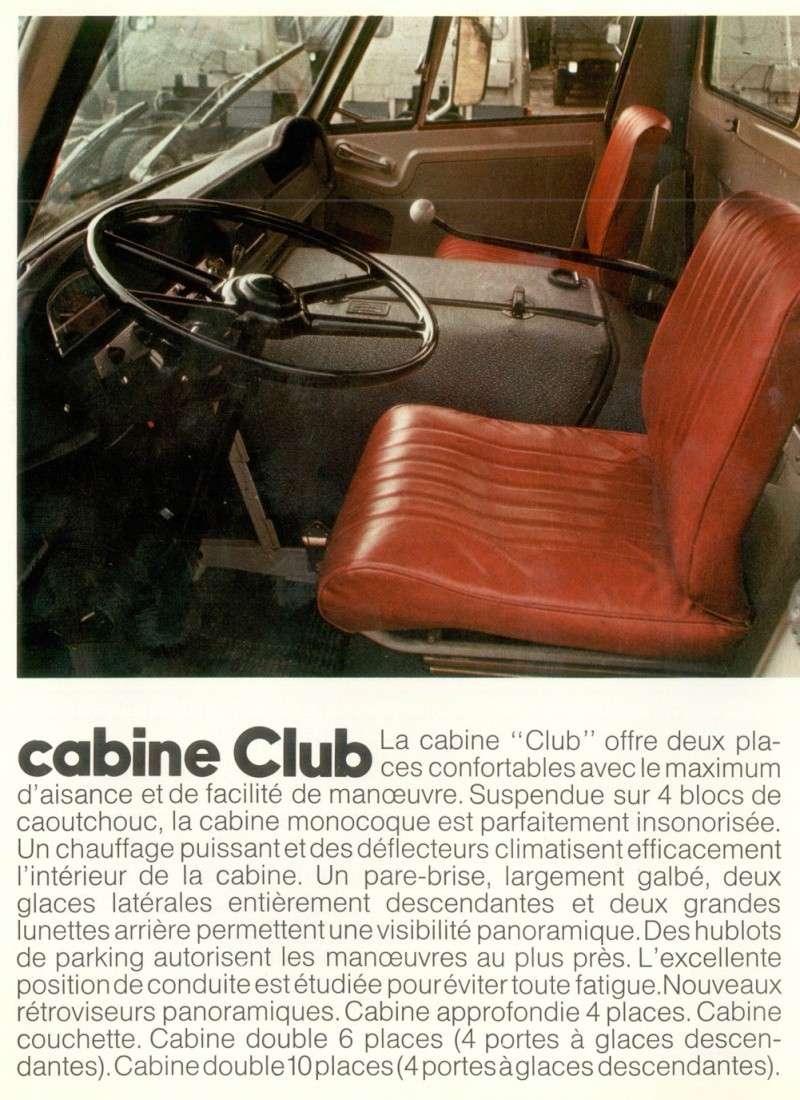 Brochure publicitaire de Camions Tracteurs et cars Camion26