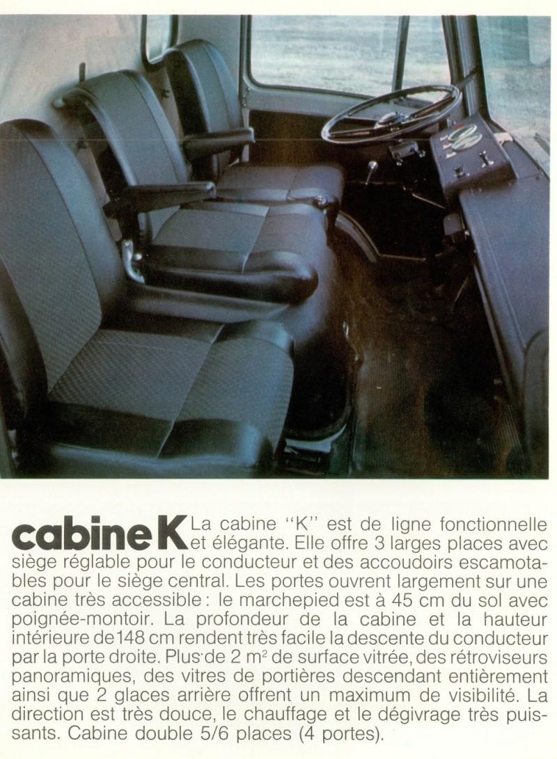 Brochure publicitaire de Camions Tracteurs et cars Camion30