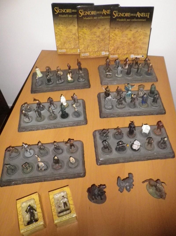 carino e colorato 2020 ufficiale più votato Il Signore degli Anelli - Miniature di piombo (collezione ...