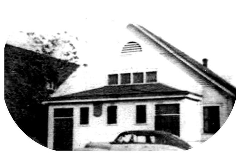 Assembleia Cristã, casa onde foi feito os pontos de doutrinas Igreja10