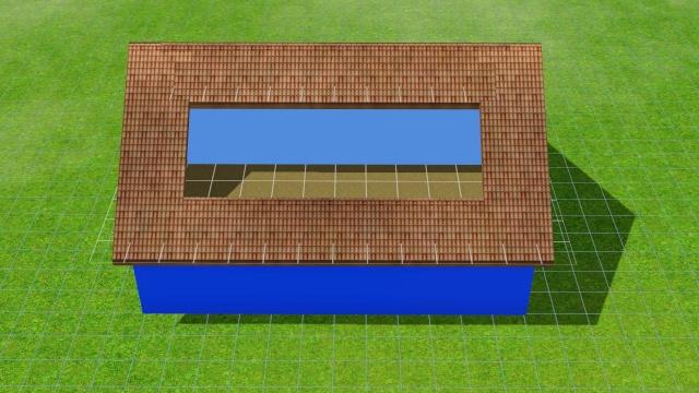 [Apprenti] Créer une terrasse dans une toiture classique Scree242