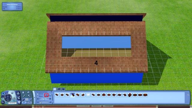 [Apprenti] Créer une terrasse dans une toiture classique Tuto1112