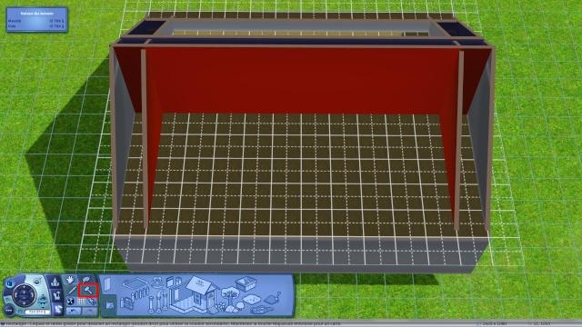 [Apprenti] Créer une terrasse dans une toiture classique Tuto1410
